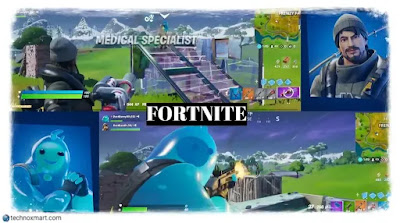 Fortnite Get Split-Screen Support On Consoles: See More
