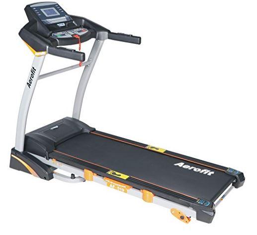 AEROFIT Motorized Treadmill AF 519-2.5HP AC Motor (4.0HP Peak)