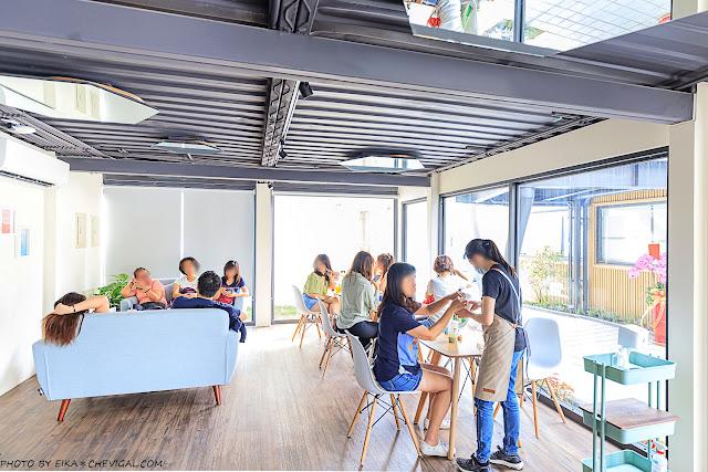 MG 4105 - 台中玻璃貨櫃屋餐廳新開幕,多款輕食、下午茶與天使珍珠飲品,建議平日來訪氣氛更好