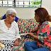 Señora de 106 años; La mujer no debe permitir que un hombre la maltrate