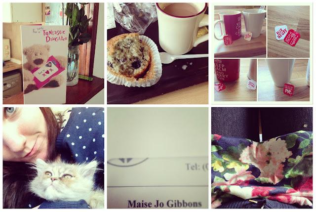 Update   2013   Love, Maisie