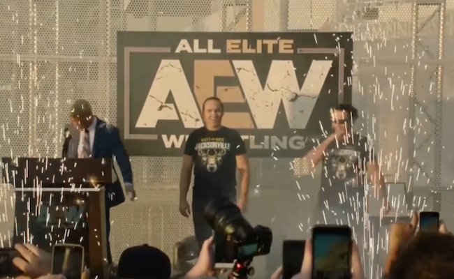 Top 5 Things That Can Make All Elite Wrestling Different From