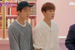 #WINNER Seunghoon and Seungyoon on JTBC Grand Buda-Guest