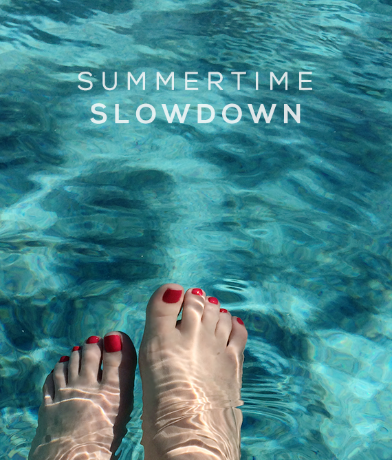 Summertime Slowdown // Bubby and Bean