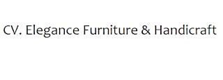 CV. Elegance Furniture & Handicraft
