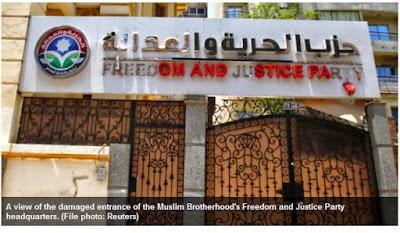 Egypt upholds life sentences for 10 Muslim Brotherhood figures