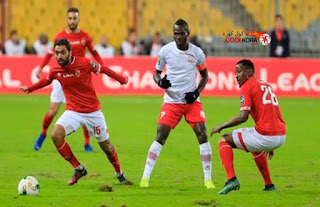 تقرير مباراة الأهلي أمام سيمبا التنزاني في دوري أبطال إفريقيا