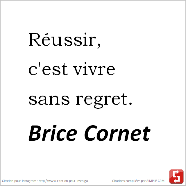 Citation Pour Instagram