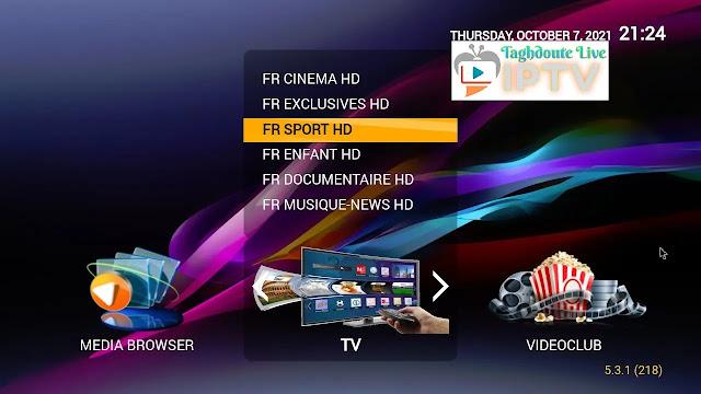 IPTV STB SMART Emulator portal_08-10-2021