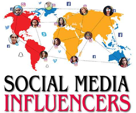 How to become a Social Media Influencers : A complete knowledge