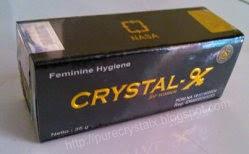 harga crystal x asli 2017