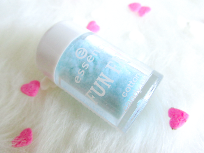 essence FUN FAIR Cotton Candy Nails - 02 Sugar for my Honey! - 2.49 Euro