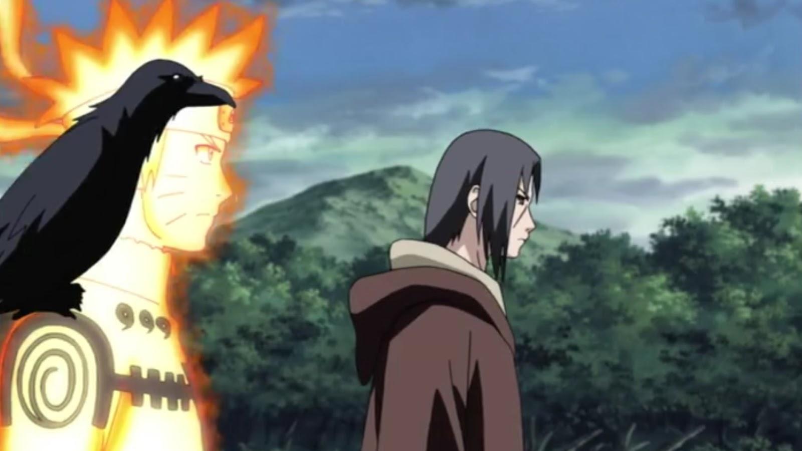 Naruto Shippuden: Episódio 299 – O Reconhecido!