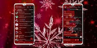 Red & Black Theme For YOWhatsApp & Fouad WhatsApp By Driih Santos
