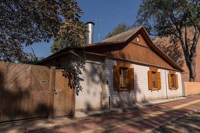 Gomel house Russian style
