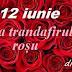 12 iunie: Ziua trandafirului roșu