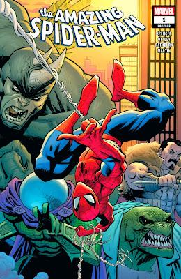 Comic, Superhero Comic, The Amazing Spider-Man
