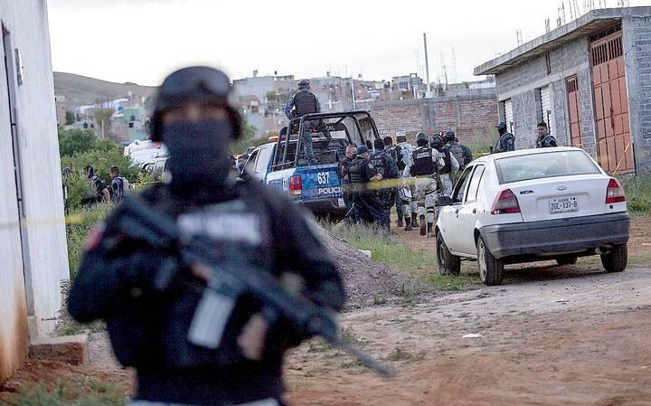 Encontraron cuatro cadáveres en casa de seguridad en Guadalupe, Zacatecas