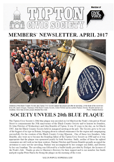 TCS Newsletter April 2017