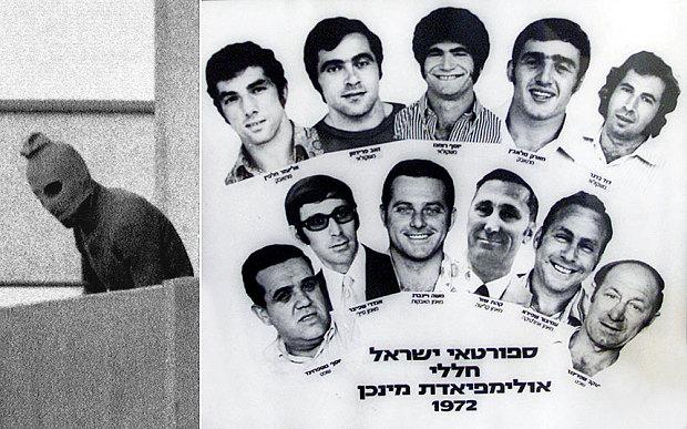 serangan teroris pada olimpiade munchen 1972