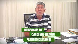 Prefeito de Itambé está sendo investigado por compra de votos