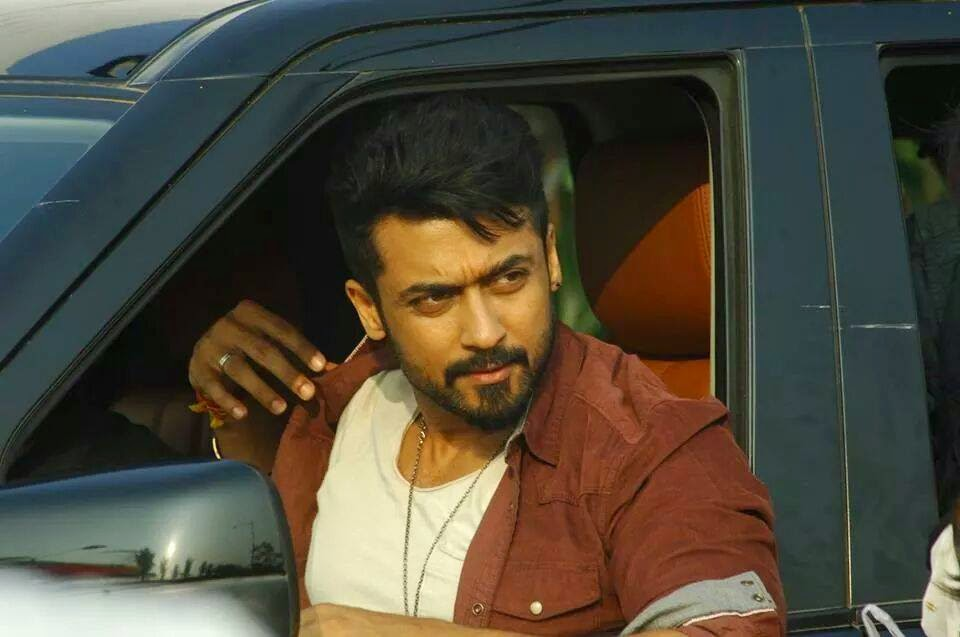 anjaan south movie anjaan first look teaser on 14th april right