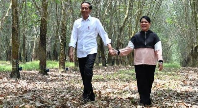 Iriana Jokowi Calon Kuat Capres, Jangankan Risma, Khofifah aja Lewat