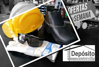 Semana da segurança no trabalho Deposito Centreville