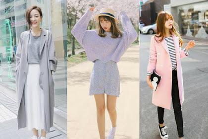Gaya Pakaian Musim Semi Korea yang Chic dan Trendy