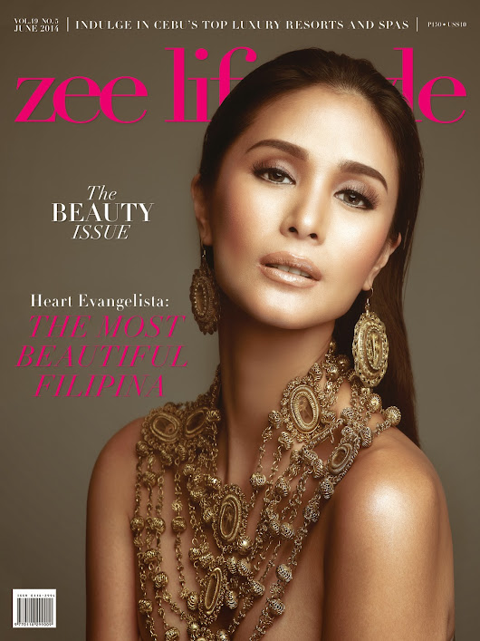 Zee Lifestyle's First Beauty Issue for June