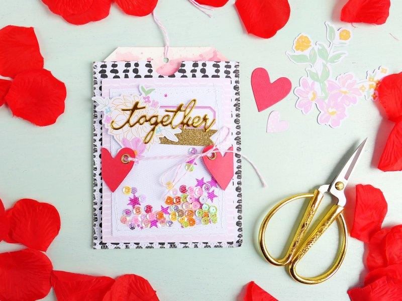 Mini album Accordion per San Valentino