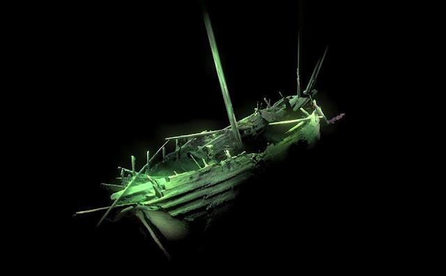 Pristine Renaissance shipwreck discovered in Baltic Sea