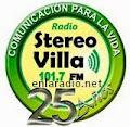 Radio Stereo Villa 101.7 fm en vivo