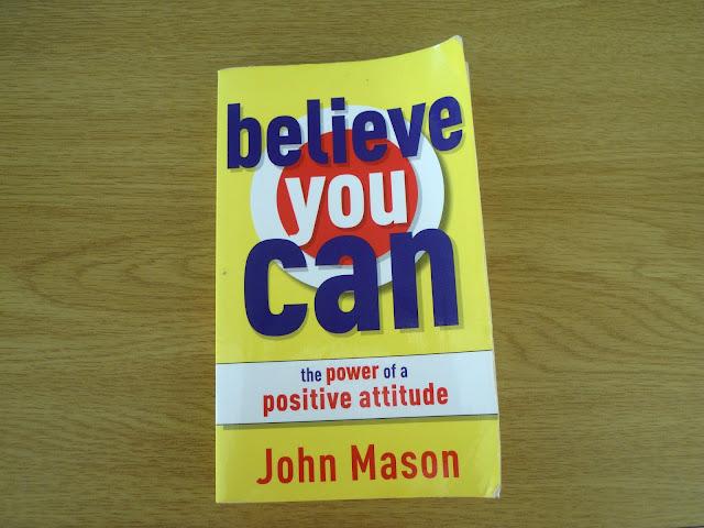 BELIEVE YOU CAN BY JOHN MASON