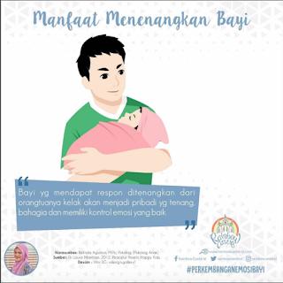 Manfaat Ketika Orangtua Responsif Terhadap Kebutuhan Bayi