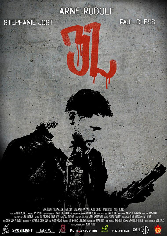 Poster zu '32' (Regie: Merlin Morzeck). Quelle: Merlin Morzeck
