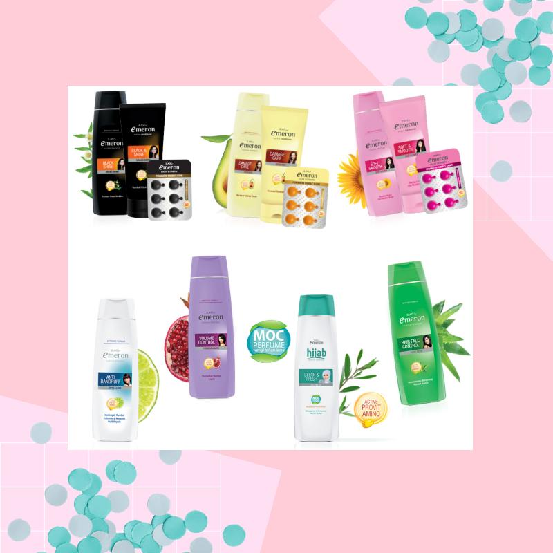 varian emeron shampoo complete haircare