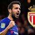 Cesc Fabregas joins Monaco