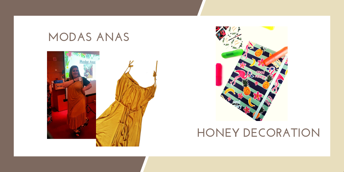 MODAS ANAS & HONEY DECORATION