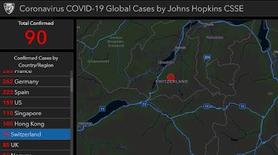 primul deces in elvetia din cauza coronavirusului din china