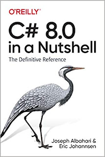 C# 8.0 in a Nutshell: The Definitive Reference PDF Github