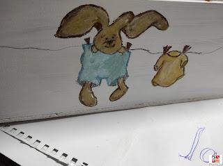 dibujos infantiles pintados a mano alzada