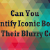 Can You Identify Iconic Books From Their Blurry Covers?