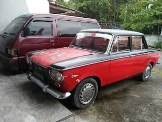 Semakin Tua Semakin Menggoda..Diju Fiat 1300 Tahun 63
