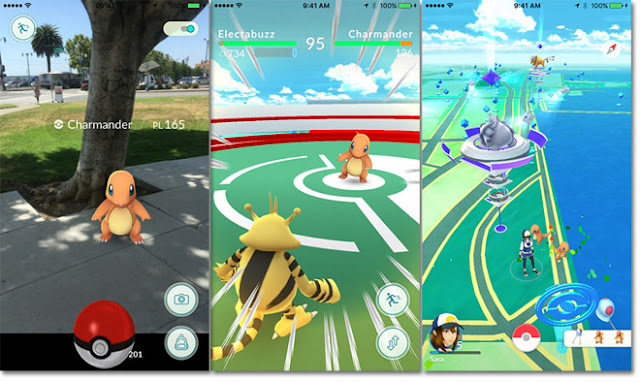 Pokémon Go game is Launching on Android and iOS 1