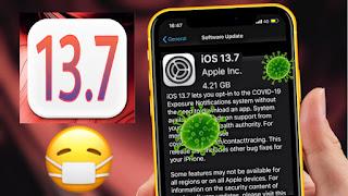 تحديث iOS 13.7 و iPadOS 13.7 ما الجديد ؟ طريقة التحديث بدون حساب مطور
