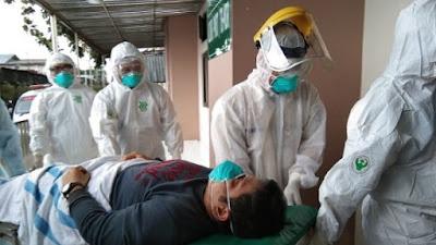 Setahun COVID-19, Kasus Positif di Bone Capai 1.254 Orang-dulmyid