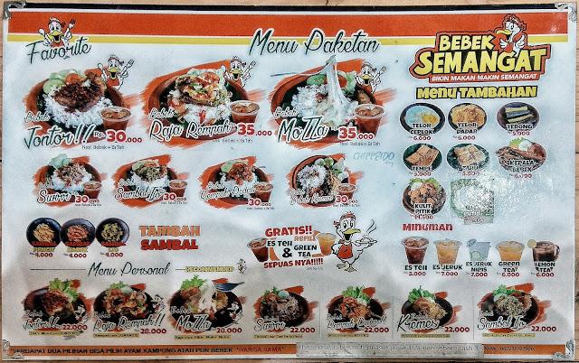 bebek semangat,kuliner surabaya,bebek goreng,penyetan enak surabaya,penyetan enak, jawa timur, indonesia,tempe enak,tempe tipis,dollar naik tempe setipis ATM,tempe setipis ATM,makanan transmart,kuliner transmart rungkut surabaya,transmart rungkut,transmart surabaya,makanan transmart rungkut surabaya,makanan murah transmart surabaya,menu bebek semangat,harga bebek semangat,menu harga bebek semangat