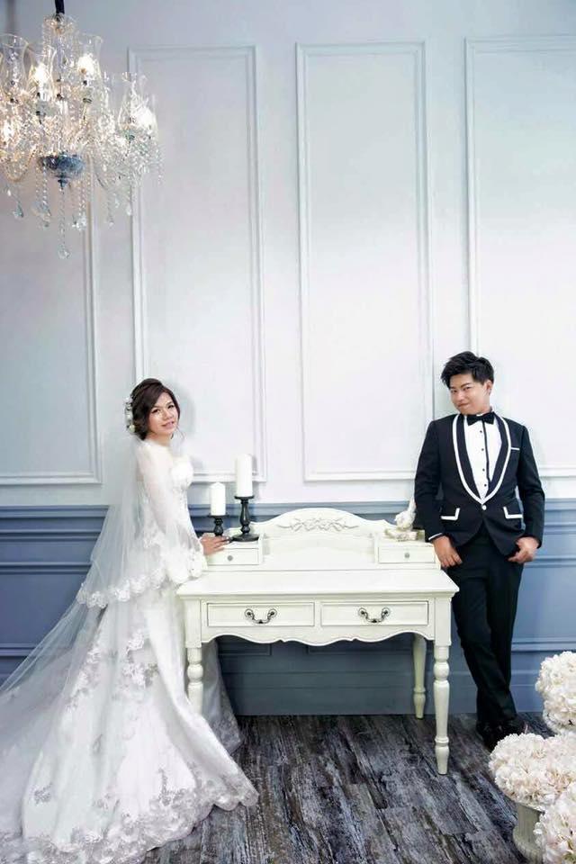 Swarovski Gown at My Dream Wedding Penang