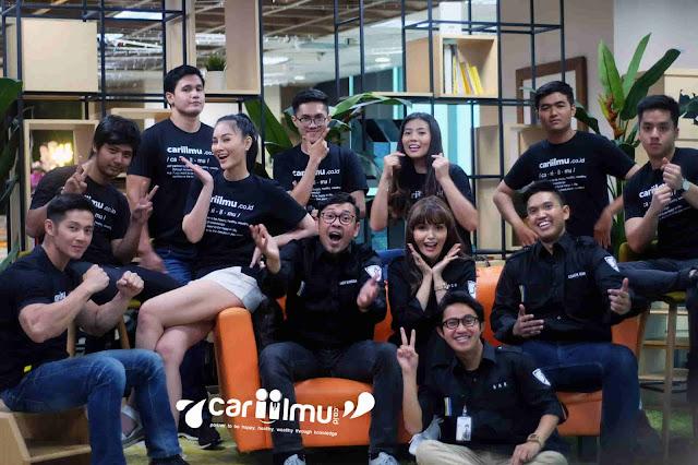 Lowongan Magang Full Remote Video Editor (Cariilmu.co.id)